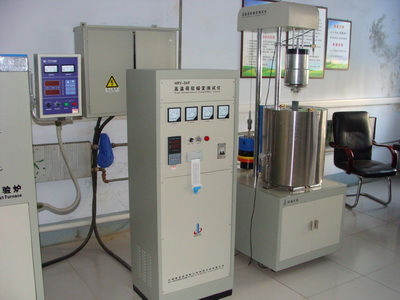 High temperature under load creep tester