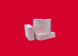 Phosphate bonded high alumina bricks for cement kiln