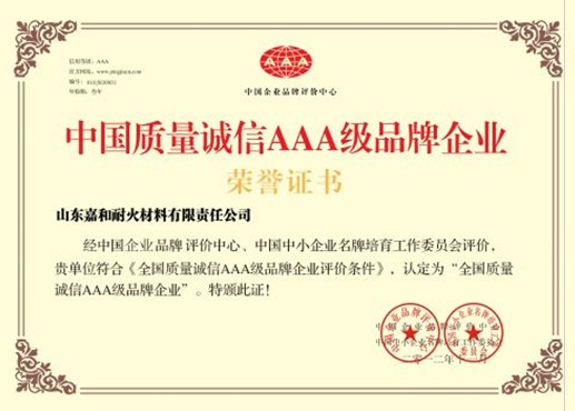 China Quality AAA grade brands